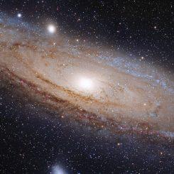 M32 Andromeda Galaxy -Mosaic