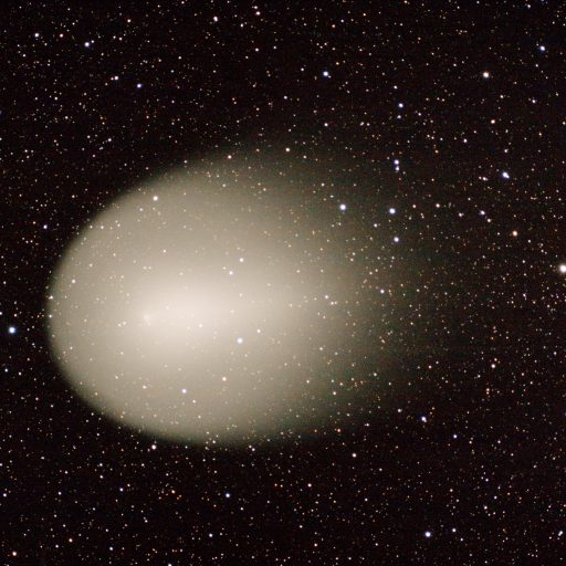 Holmes kometa site