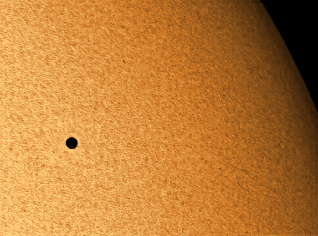 Sunce – Tranizit Merkura