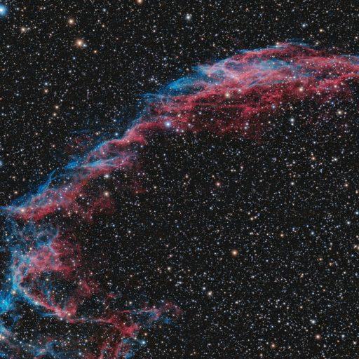 C33 Eastern Veil Supernova Remnant