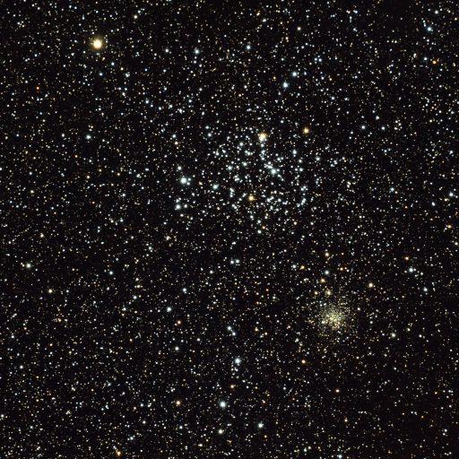 Otvoreno jato M35 (NGC 2168)