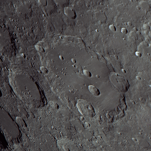 moon 88 clavius crater 29636550806 o thumb -