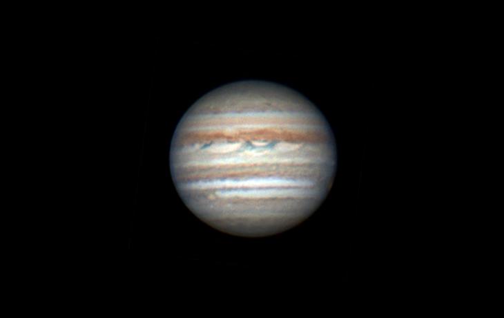 Jupiter 23.4.2018 - Jupiter 23.4.2018.