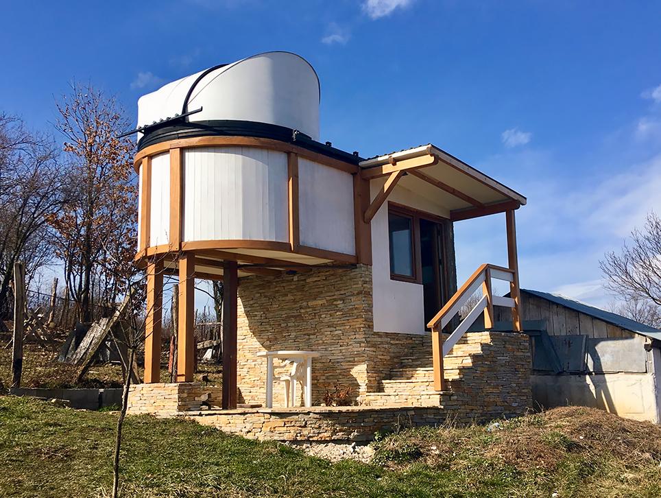 Nostromo Opservatorija -