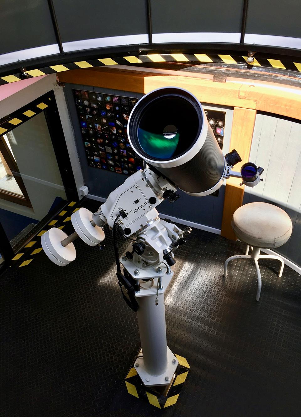 Nostromo Telescope -