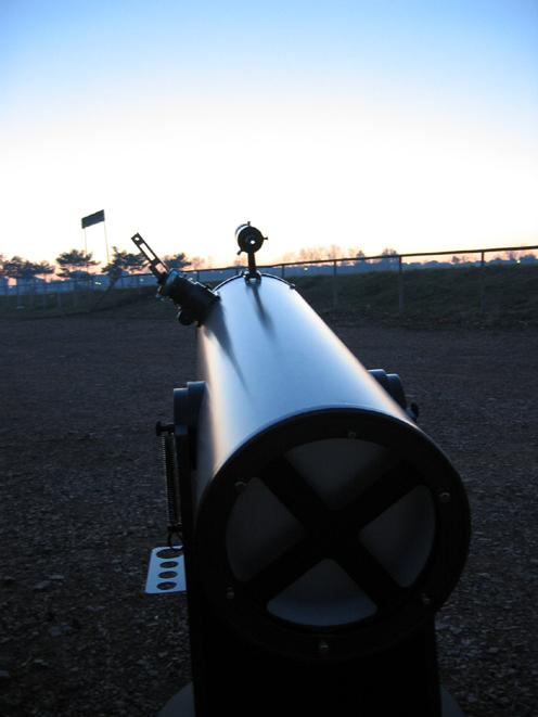 Polozaj teleskopa -
