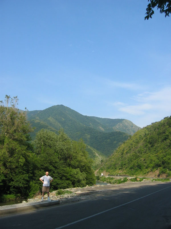 Put do Kopaonika -