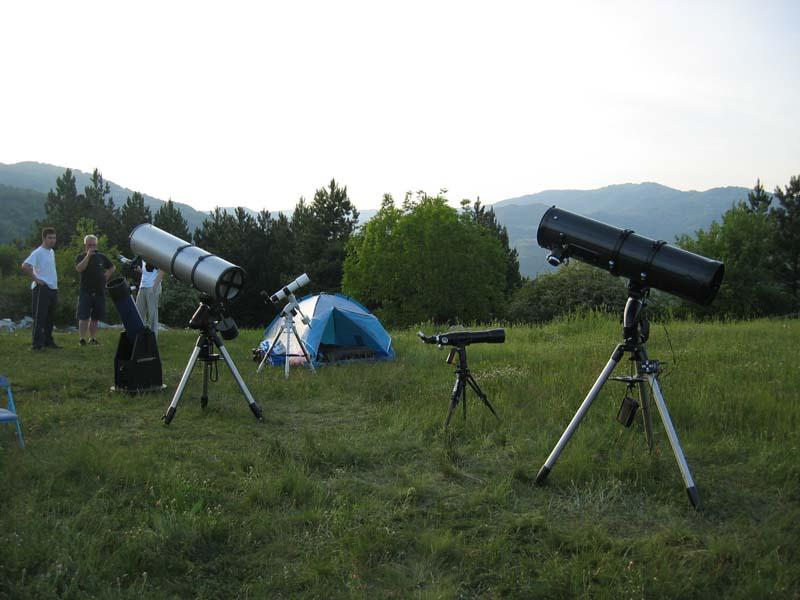 Vise teleskopa nego posmatraca -