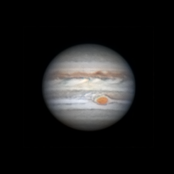 Jupiter 12.5.2018
