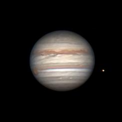 Jupiter Opozicija