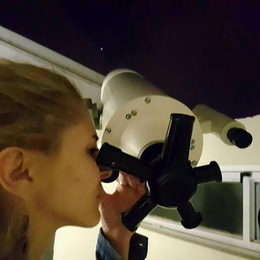 Mira i Zeiss 1 - Poseta opservatoriji Belerofont