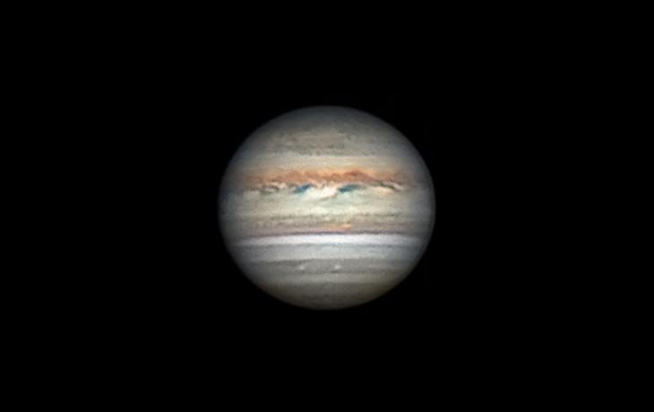 Jupiter 21. Maj 2018