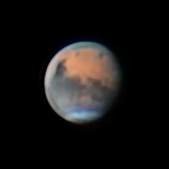 Mars 1. Jun .2018.