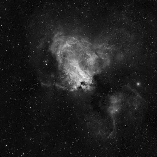 M17 Swan/Omega Nebula