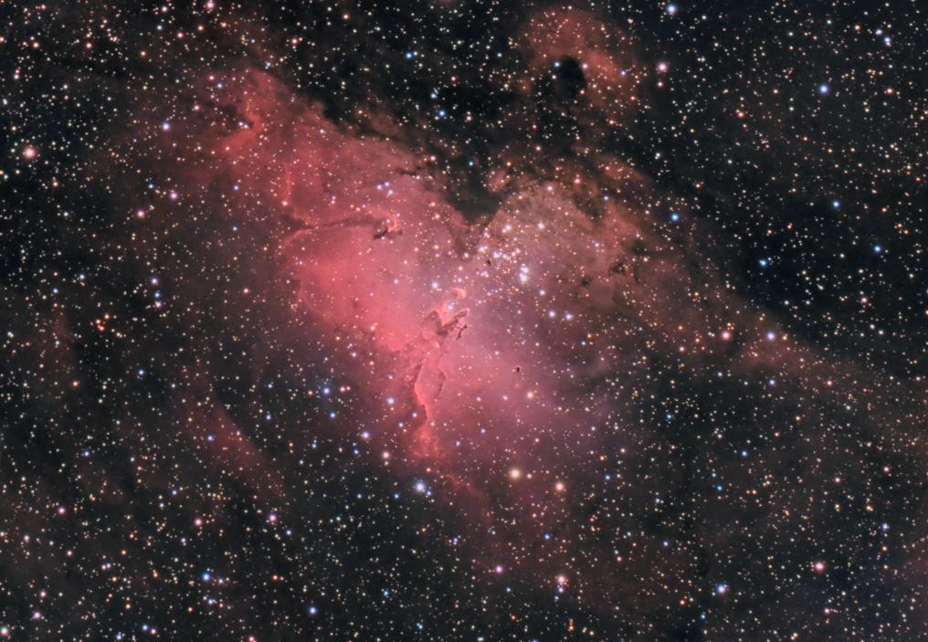 M16 Eagle Nebula