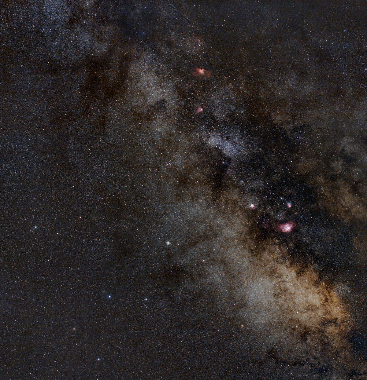 Milky Way South 1200x1244 - Milky Way - South