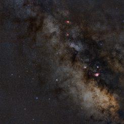 Milky Way South 245x245 - NGC7380 Wizard Nebula