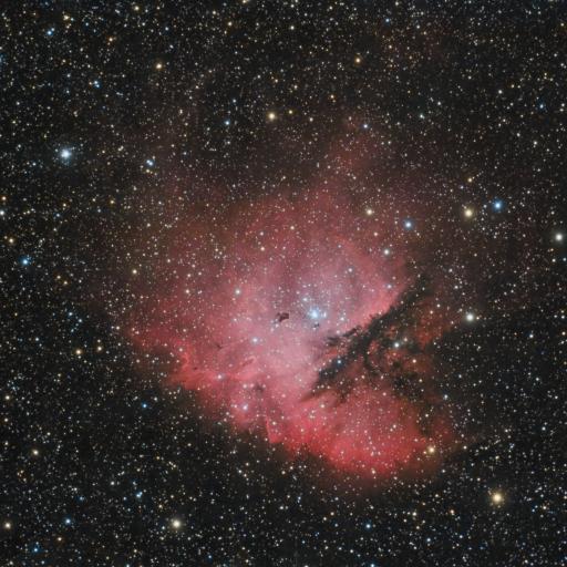 NGC281 Pacman Nebula