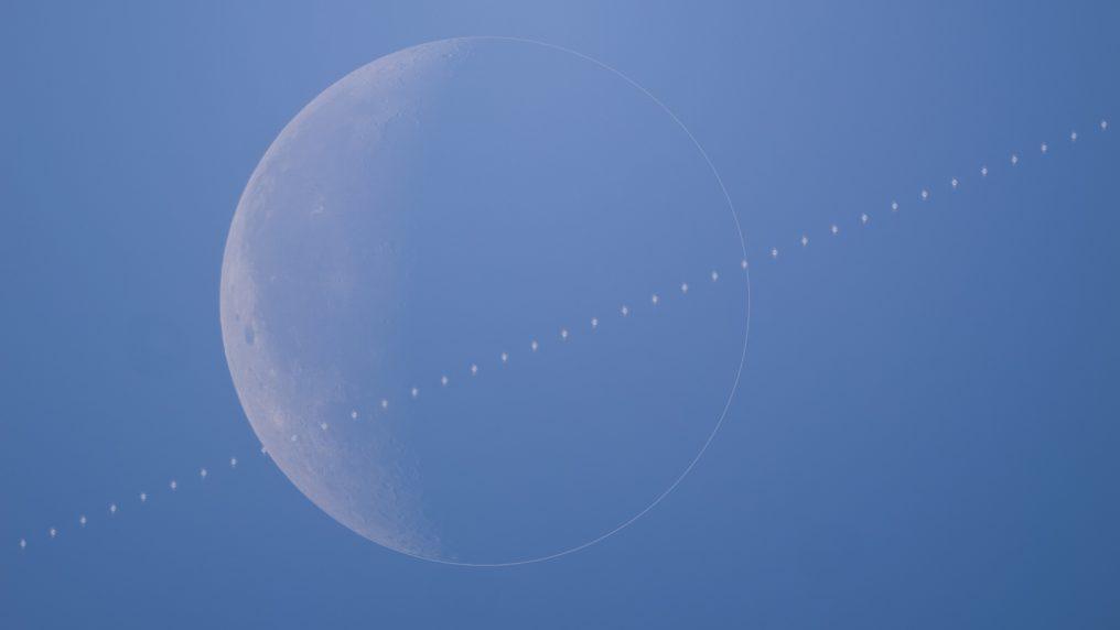 ISS Moon 1016x572 - ISS vs MOON