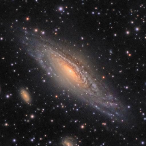 NGC7331  - NGC7331
