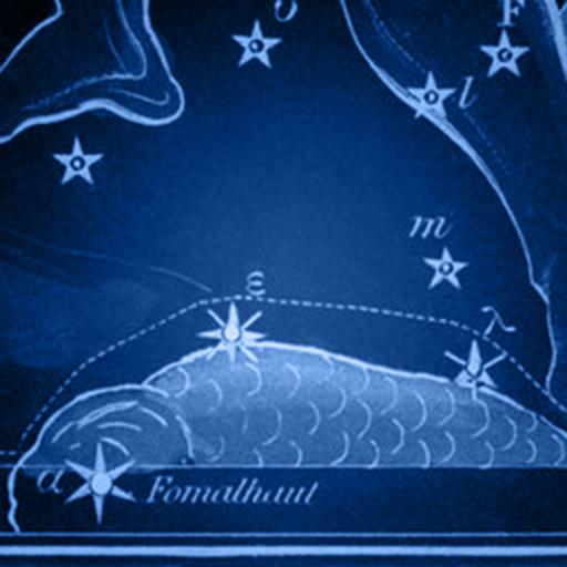 Sidney Hall   Uranias Mirror   Aquarius Piscis Australis  Ballon Aerostatique - juzna riba Piscis Austrinus