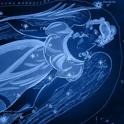 Sidney Hall   Uranias Mirror   Virgo - Devica Virgo