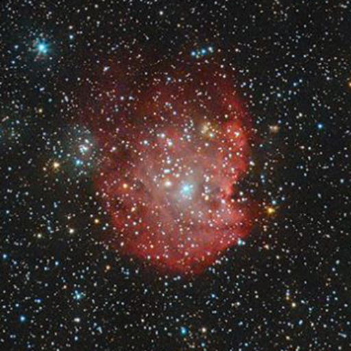 monkey head nebula - monkey head nebula