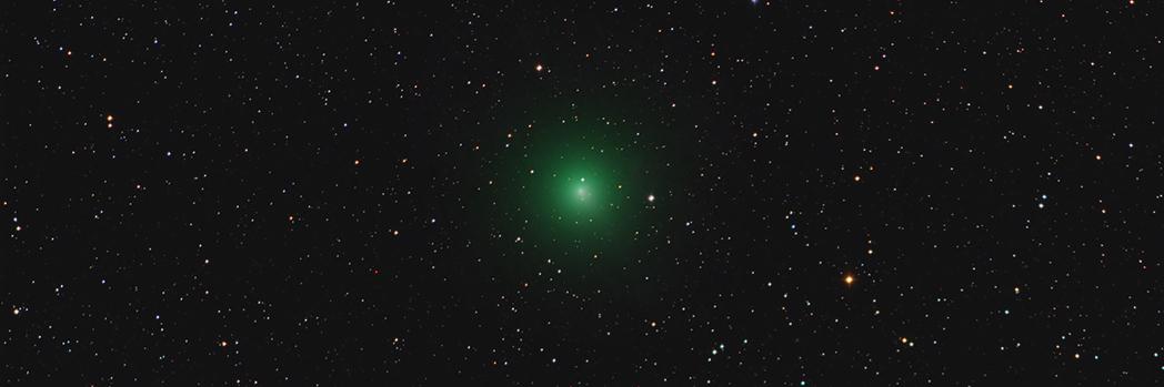46P/Wirtanen Comet