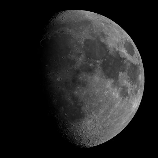 Moon Mosaic - January 2019