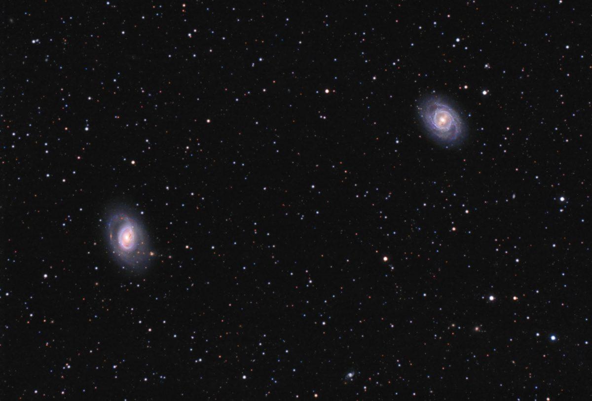 M95 & M96 Galaxies