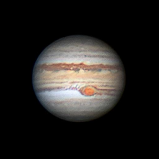 Jupiter - May 25, 2019.