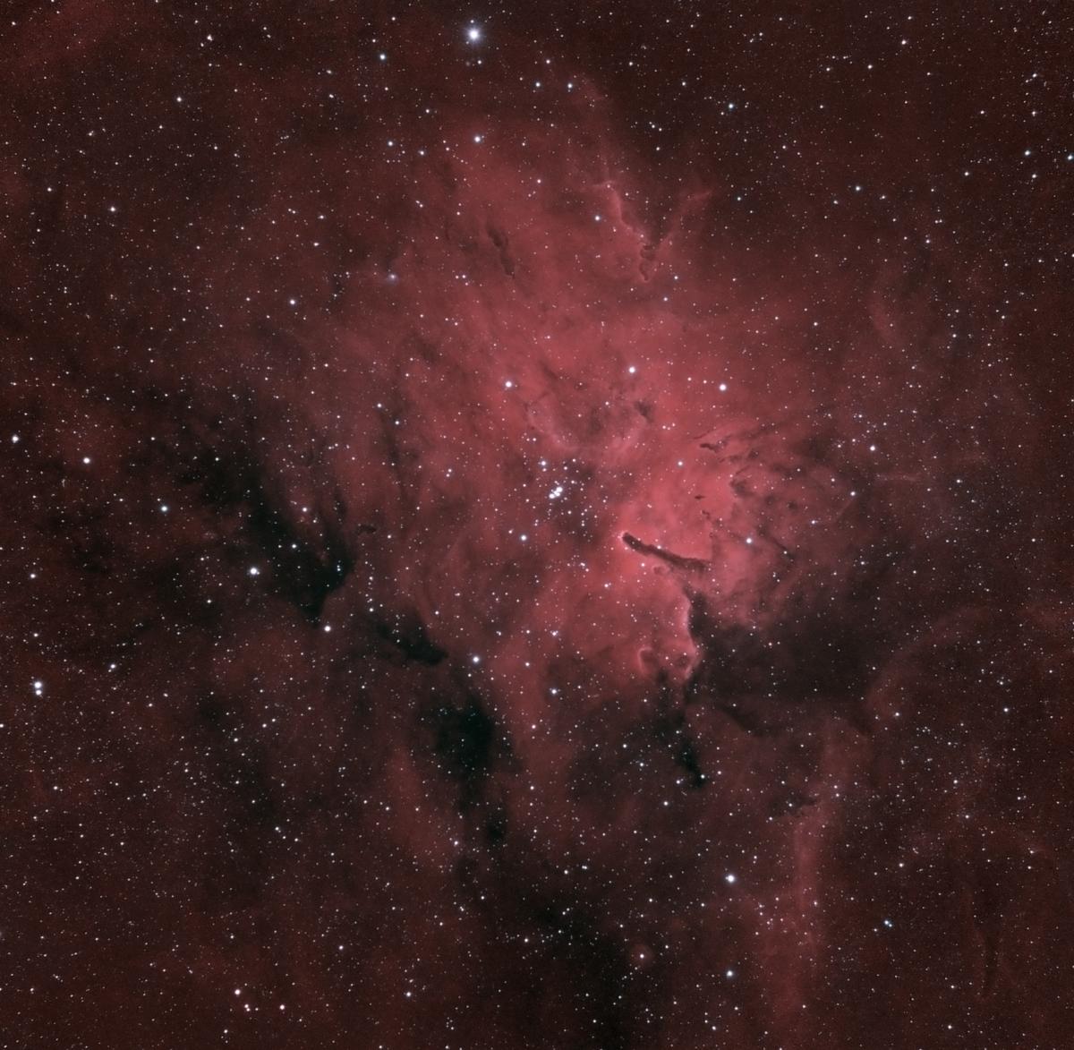 Crv 1 1200x1173 - NGC 6820 Nebula