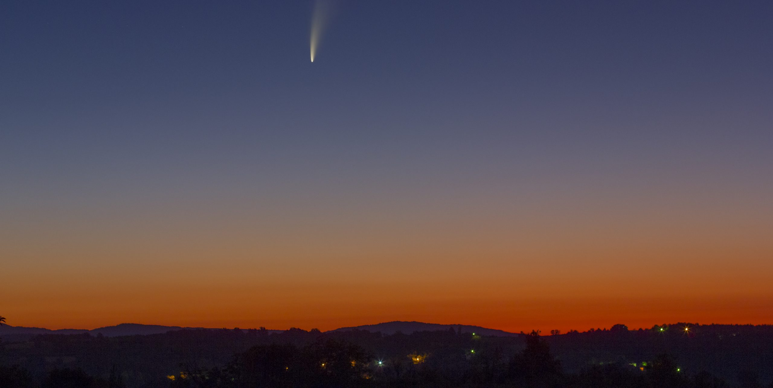 Kometa 1 scaled - Comet C/2020 F3 Neowise