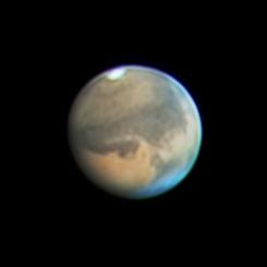 Mars RGB - September 21. 2020.