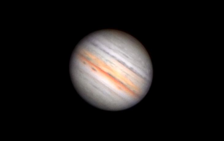 Jupiter 27. JUL 2021.